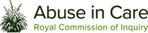 Abuse in care logo