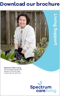 Spectrum Care Living Brochure Download
